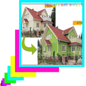 Home Painting Color icon