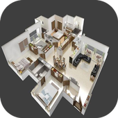 Home Plans Design icon