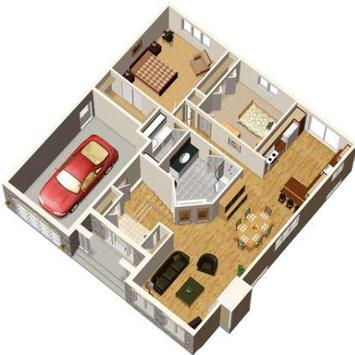 Home Plans Design poster