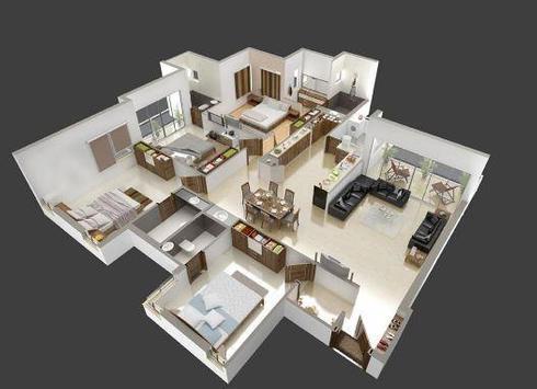 Home Plans Design screenshot 2