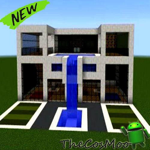 Home Design Ideas Free Download: Best Minicraft House Designs Ideas For Android