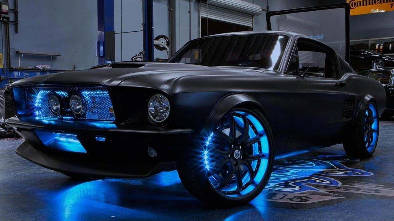 Mustang Sport Cars Wallpapers For Android Apk Download