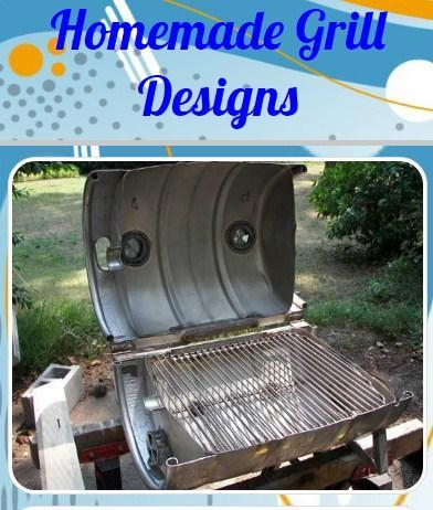 Homemade Grill Designs poster