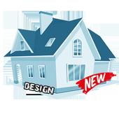 Interior Home 3D icon