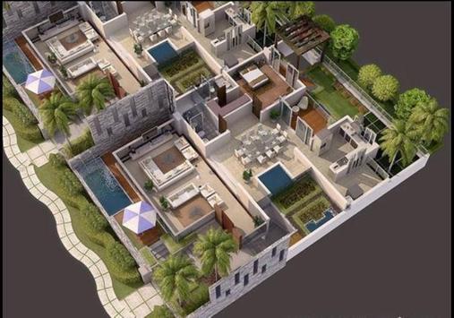 Interior Home 3D screenshot 1