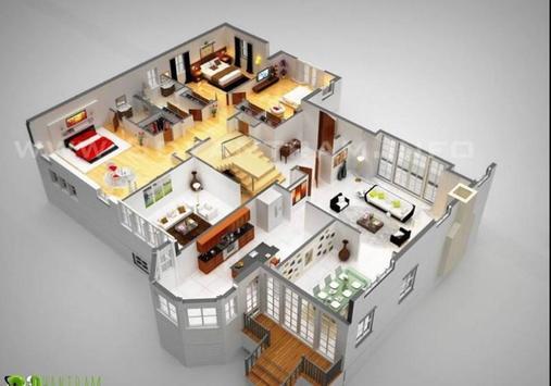 Interior Home 3D screenshot 5