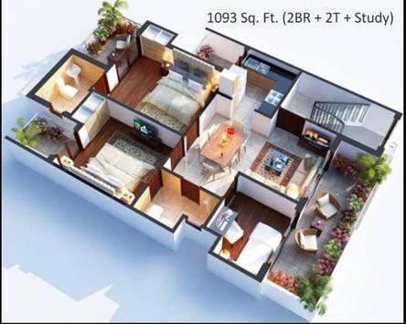 Interior Home 3D screenshot 6