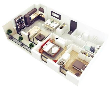 Interior Home 3D screenshot 8