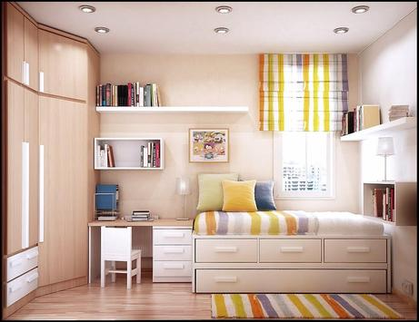 Best 100+ Small Bedroom Ideas screenshot 3