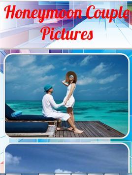 Honeymoon Couple Pictures screenshot 3