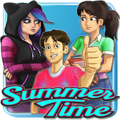 sumertime school new stories guide book icon