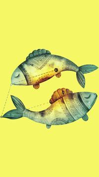 Pisces Live Wallpaper apk screenshot