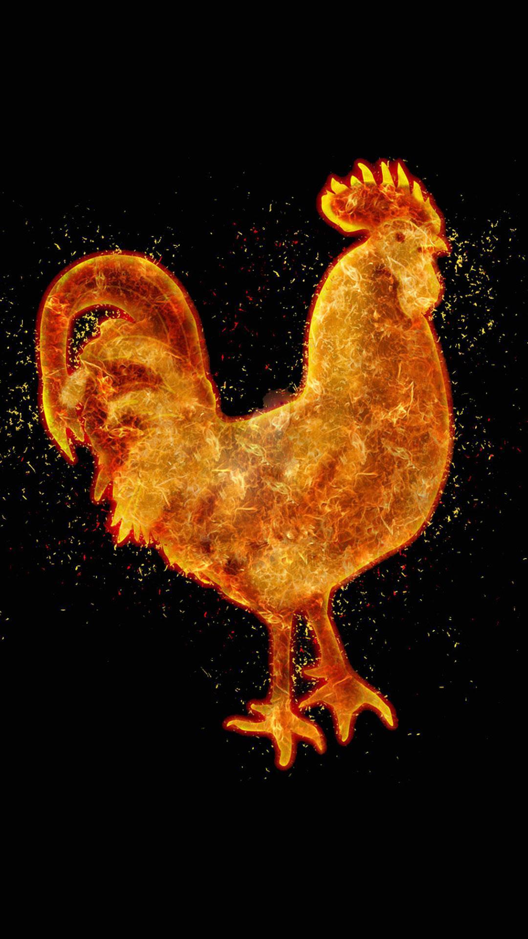 Ayam Jantan Wallpaper Animasi 🐓 Horoskop Gambar for Android - APK Download