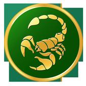 Live Wallpaper Scorpio ♏ Zodiac Horoscope icon