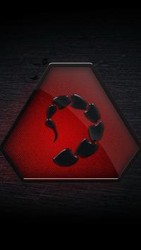 Live Wallpaper Scorpio ♏ Zodiac Horoscope screenshot 3