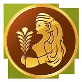 Virgo Live Wallpaper icon