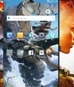 Horizon Zero Dawn Lock Screen screenshot 6