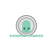 Doodler jumper icon