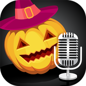 Free Halloween Voice Changer icon