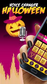 Free Halloween Voice Changer poster