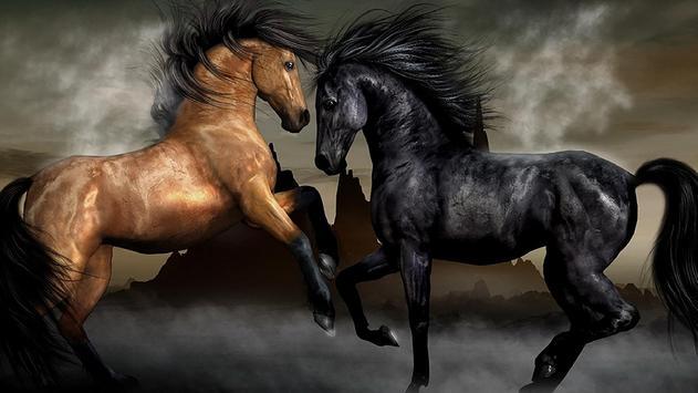 Horse Live Wallpaper screenshot 6