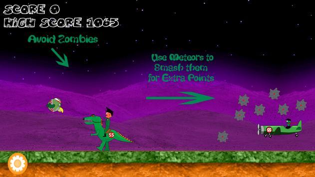 Rocky Bird vs Zombies (Tablet) screenshot 3