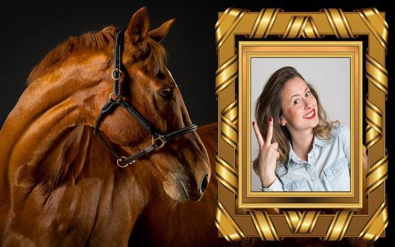 Horses Photo Frames poster