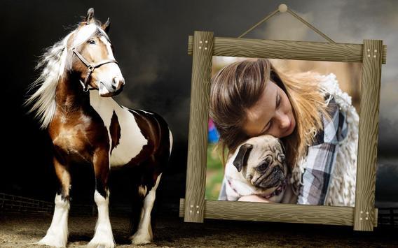 Horses Photo Frames screenshot 2