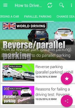 How To Drive a Car: Manual & automatic screenshot 9