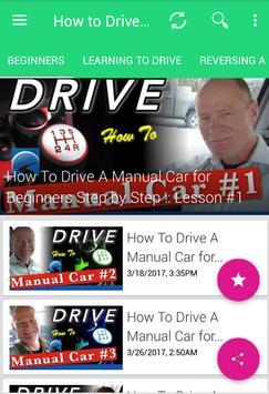 How To Drive a Car: Manual & automatic screenshot 13