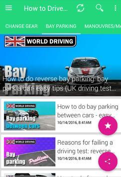 How To Drive a Car: Manual & automatic screenshot 11