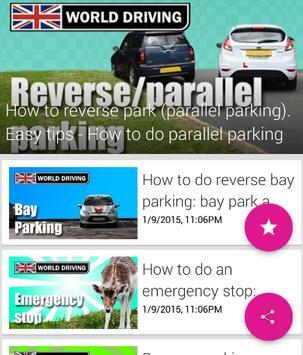 How To Drive a Car: Manual & automatic screenshot 16