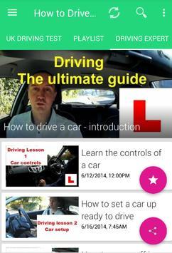 How To Drive a Car: Manual & automatic screenshot 2