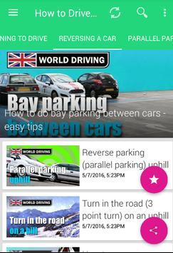 How To Drive a Car: Manual & automatic screenshot 3
