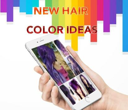 New Hair Color Ideas : Hair Color poster
