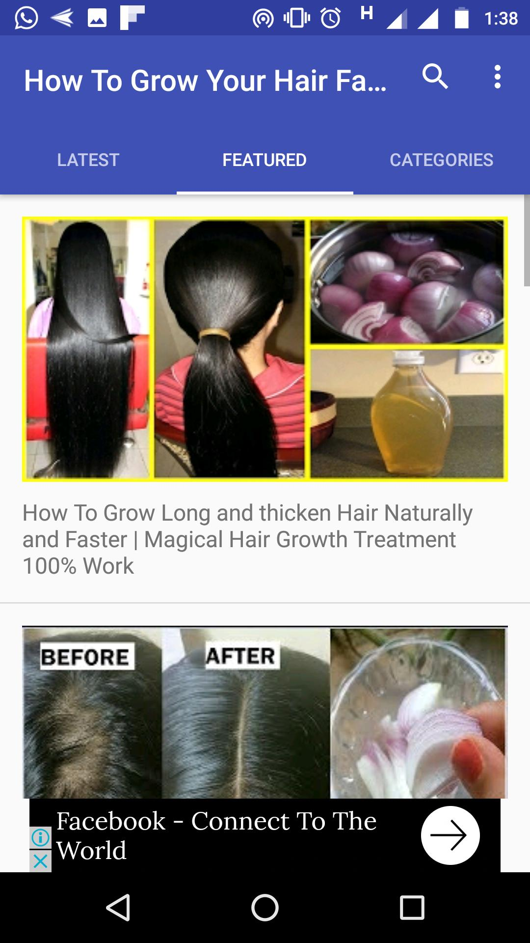 Grow Your Hair Faster Longer Natural Hair Growth For