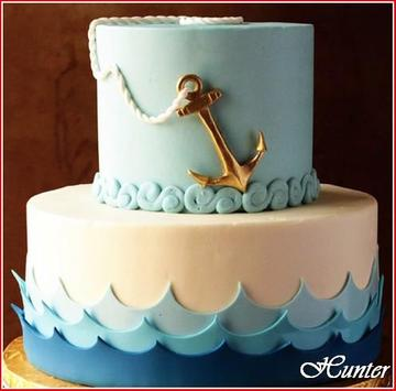 How To Decorate A Cake With Fondant poster