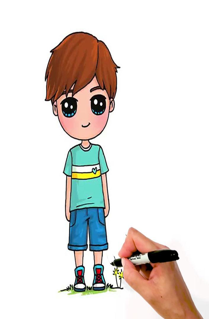 How To Draw Cute Girls EZ Apk Download latest android