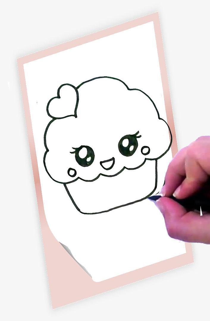 Cómo Dibujar Pasteles For Android Apk Download