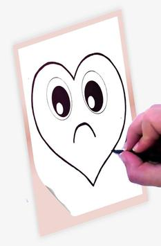 How to draw Hearts screenshot 1