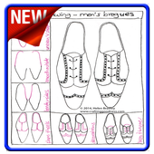 How To Draw Shoes Step by Step icon