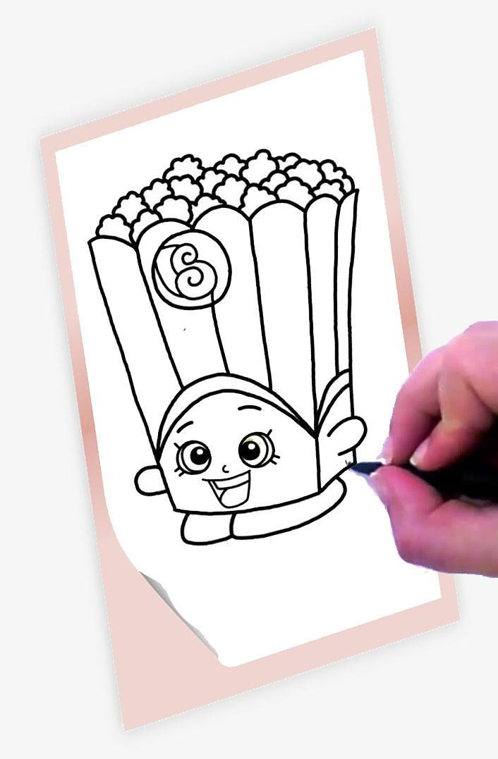 How To Draw Shopkins For Android Apk Download