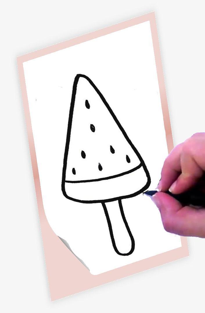 Como Desenhar O Sorvete De Popsicle Fofo Para Android Apk Baixar