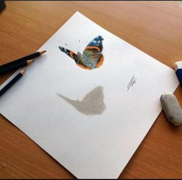 How To Draw 3D apk screenshot