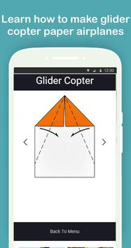 Easy Paper Airplanes Folding  Instructions screenshot 1