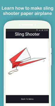 Easy Paper Airplanes Folding  Instructions screenshot 3