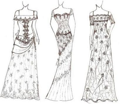 How To Sketch Out Clothing Designs screenshot 15