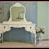 How To Paint Furniture Shabby Chic icon