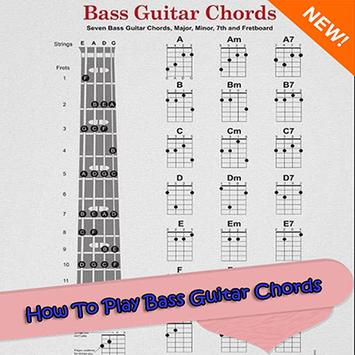 How To Play Bass Guitar Chords for Android - APK Download