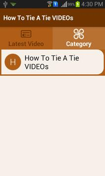 How to wear tie videos apk download free entertainment app for how to wear tie videos apk screenshot ccuart Image collections
